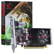 Placa de Video Nvidia Geforce 9500gt 1gb Ddr3 128 Bits Com Kit Low Profile Incluso - PS9500GT12801D3 - Pcyes