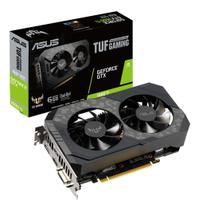 Placa de Video Nvidia Geforce ASUS GTX 1660TI OC 6GB -192 BITS - TUF-GTX1660TI-O6G-GAMING