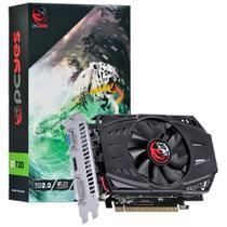 Placa  De Video NVIDIA Geforce GT 730 2GB GDDR5 64 Bits - PA730GT6402G5 - Pcyes