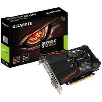 Placa de vídeo - NVIDIA GeForce GTX 1050 (2GB / PCI-E) - Gigabyte - GV-N1050D5-2GD -