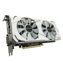 Placa De Vídeo Nvidia Geforce Gtx 1060 Branca 6Gb Ddr5 192Bit 60Nrh7dvm3vw Galax