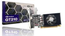 Placa De Vídeo Nvidia Goline - Geforce G210 - 1GB -