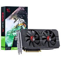 Placa de Vídeo NVIDIA PcYes GeForce GTX 1660 6GB DDR5 192 Bits DVI HDMI DP PP1660OC19206G5 -
