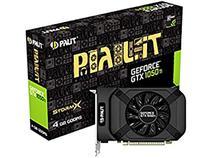 Placa de Vídeo Palit GeForce GTX 1050 Ti - 4GB GDDR5 128 bits