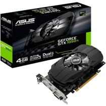 Placa de video pci-e nvidia gtx 1050ti 4gb gddr5 128b ph-gtx1050ti-4g asus
