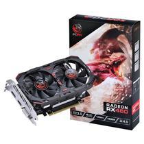 Placa de Vídeo PCYes AMD Radeon RX 460 4GB GDDR5 PCI 3.0 -