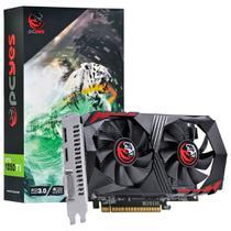 Placa de Vídeo PCYes GeForce GTX 1050 Ti 4GB GDDR5 PA1050TI12804G5DF -