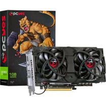 Placa de Vídeo PCYES N55TX1GD5192DF Geforce NVIDIA GTX550TI 1GB GDDR5 192 BITS Dual-Fan -