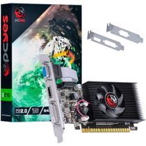 Placa de Vídeo PCYes NVIDIA GeForce G210 1GB, DDR3 - PA210G6401D3LP -