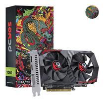 Placa De Vídeo PCYES Nvidia Geforce Gtx 1050 Ti 4gb Gddr5 128 Bits -