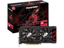 Placa de Vídeo Power Color Radeon RX 570 - 4GB GDDR5 256 bits Red Dragon
