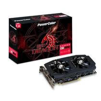 Placa de Vídeo Powercolor Radeon Red Dragon Rx580 8gb Gddr5 256 Bits - AXRX 580 8GBD5-3DHDV2/OC