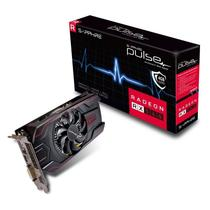 Placa de video sapphire radeon pulse rx 560 4gb oc version gddr5 - 11267-18-20g