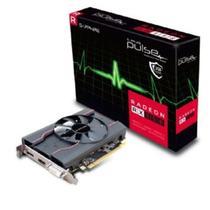 Placa de Video Sapphire Radeon RX 550 2GB Pulse DDR5 128 BITS- 11268-03-20G -