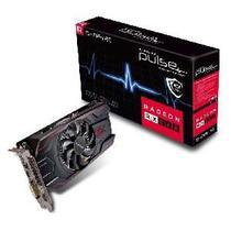 Placa de Video Sapphire Radeonpulse RX 560 4GB Ocversion GDDR5- 11267-18-20G -