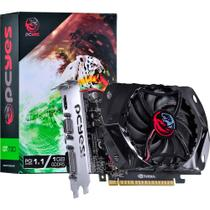 Placa de Vídeo Single Fan NVidia GT 730 Gaming 1GB PCYes 128 Bits GDDR5 Directx 11 - PY730GT12801G5 - Pcyes!