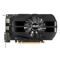 Placa de Vídeo VGA Asus Nvidia Geforce Gtx 1050 Ti 4GB GDDR5 PH-GTX1050TI-4G -