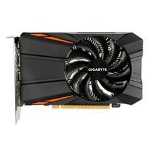 Placa de Vídeo VGA Gigabyte NVIDIA GeForce GTX 1050 Ti OC 4G - GV-N105TOC-4GD -