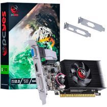 Placa de video vga pci-e 1gb pcyes geforce-g210 64bits ddr3 - Nvidia