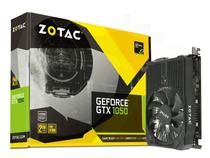Placa de Video Zotac Geforce GTX 1050 2GB Mini DDR5 128 BITS - ZT-P10500A-10L - Nvidia