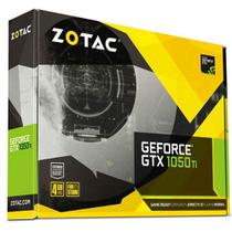 Placa de Vídeo Zotac Geforce ZT-P10510A-10L GTX 1050 TI Mini, 4GB, DDR5 128 Bits -