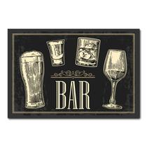 Placa Decorativa - Bar - 0576plmk - Allodi