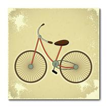 Placa Decorativa - Bicicleta - 0787plmk - Allodi