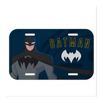 Placa Decorativa em Alumínio Batman 41386 Urban -
