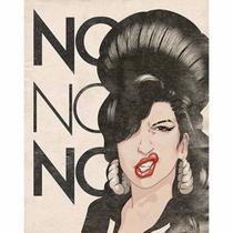 Placa Decorativa Litoarte DHPM-263 24x19cm No No No... -