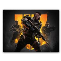 Placa Decorativa MDF Ambientes 20 cm x 30 cm - Call of Duty: Black Ops 4 COD (BD41) - Bd Net Collections