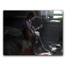 Placa Decorativa MDF Ambientes 20 cm x 30 cm - The Last of Us (BD12) - Bd Net Collections