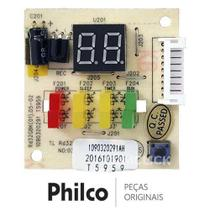 Placa Display Ar condicionado Philco Ph12000 Ph18000 Fm5 Qfm5 Tfm5