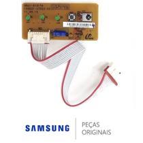 Placa display da evaporadora ar condicionado samsung inverter 9000 12000 18000 24000 btus db93-10861a -