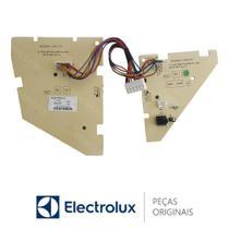 Placa Display / Interface 64502035 / HT-PCB-008-A11078A-D2-V09 Lavadora Electrolux LP12Q LTP12 -