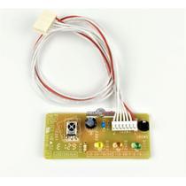 Placa display receptora split hi wall fujitsu inverter de 9000 e 12000 btus 9707649017 -