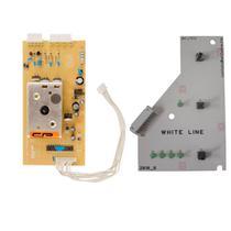Placa e interface compatível com a máquina de lavar roupas electrolux turbo lte12 versão 1 bivolt - Cp placas e wl placas