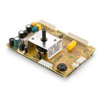 Placa Eletrônica Compatível Lavadora Electrolux LTC15 Cliptech  Bivolt -