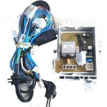 Placa eletronica de controle e rede sup sabre lavadora 12kg 110v consul w11251564 - BRASTEMP CONSUL