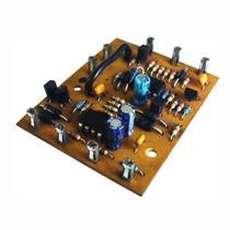 Placa Eletrônica de Pisca e Motor do Limpador - 12V - DNI 0354 -