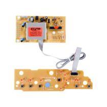 Placa Eletrônica de Potência e Interface Compatível com Lavadora Brastemp BWC10AB  Bivolt - Cp