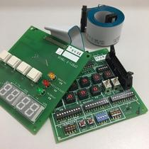 Placa Eletrônica Display do PCBs Hitachi Chiller 17B30733B -