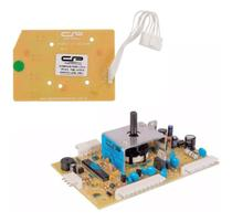 Placa Eletrônica E Interface P Máquina Lavar Electrolux 10kg - Cp Placas