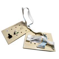 Placa eletrônica interface lavadora electrolux 64502334 -