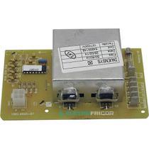 Placa eletronica lavadora electrolux 127v 64800148 original -