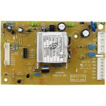 Placa eletronica lavadora electrolux 127v e 220v 64800226 original -