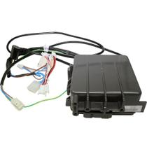Placa eletronica modulo de potencia geladeira brastemp com chicote e cabo de forca - Brastemp Consul