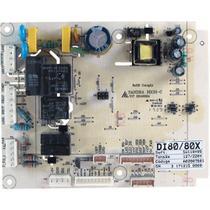 Placa eletronica modulo de potencia geladeira electrolux 127v 220v a02607601 -