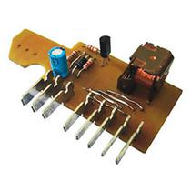 Placa eletrônica motor do limpador de parabrisa família fiat 8 terminais 12v denso e magneti - Dni
