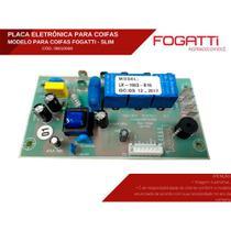 Placa Eletrônica para Coifas Fogatti Modelo Slim -