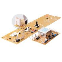 Placa eletronica potencia e interface lavadora  brastemp 11kg blw11 v3 w10356413 cp placas 127v 220v -